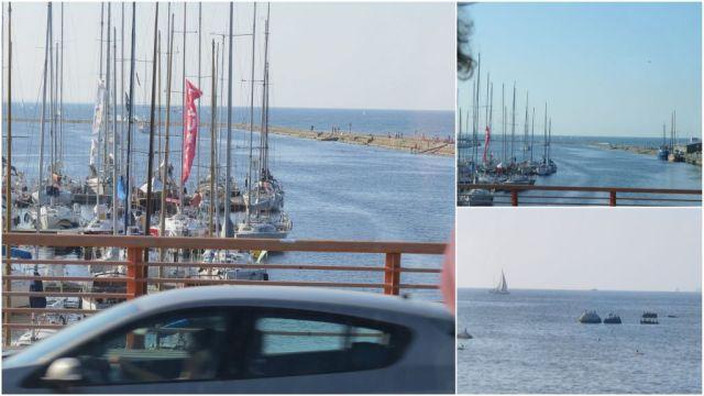 Tallinn, Pirita, jacht kikötő