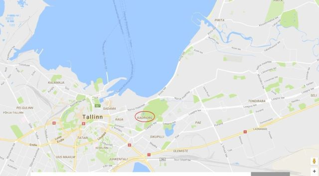 Tallinn -_Kadriorg, Pirita_tkp