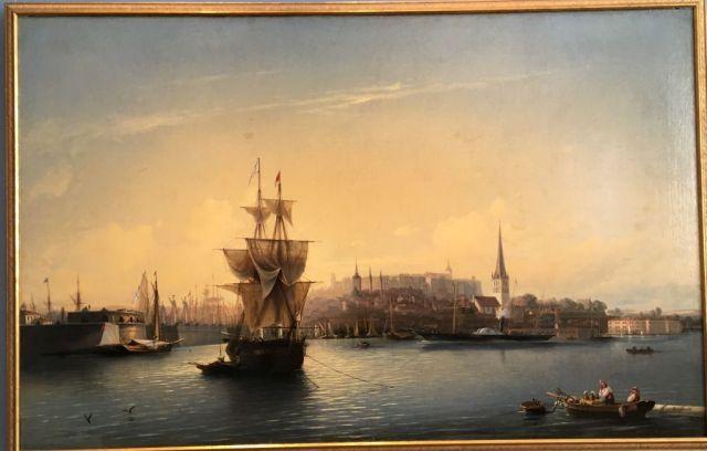Tallinn IMG_2979 FotóZsuzsi Kadriorg- A. Bogoljubov-Tallin kikötője, 1853
