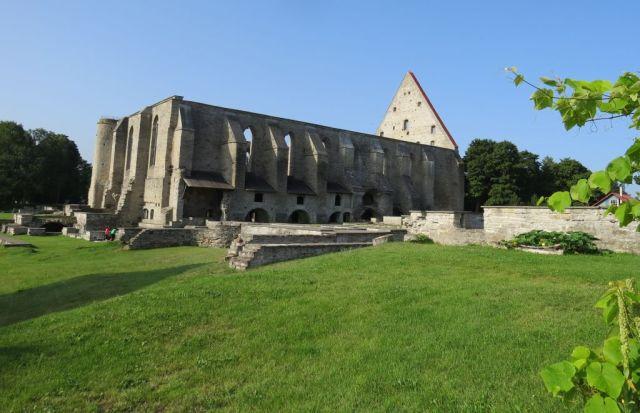 Tallinn IMG_8181 Gyö Pirita, kolostor rom