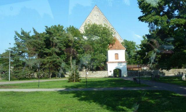 Tallinn P1650529, Brigitták kolostor rom