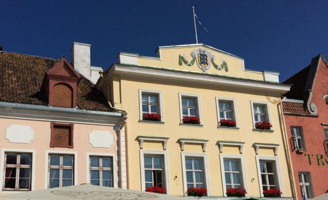 Tallinn IMG_2499 Városháza tér
