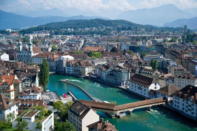 Luzern_Spreuerbrücke, foto Leiju