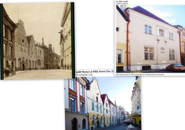 Tallinn Olaf céh háza, K