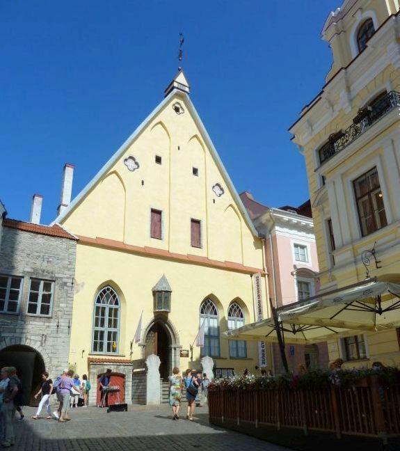 Tallinn P1650740 Pikk Jalg 17. Nagy Céh háza