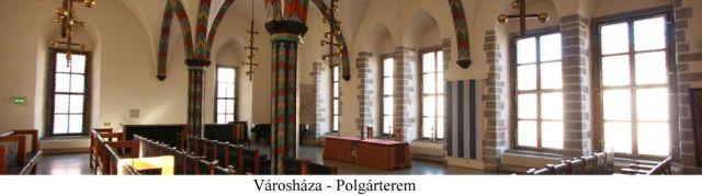 Tallinna Raekoda, Bürgersaal 149 - Polgárterem