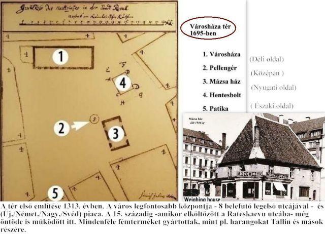 Városháza_tér,_1695 és mázsa ház 1944