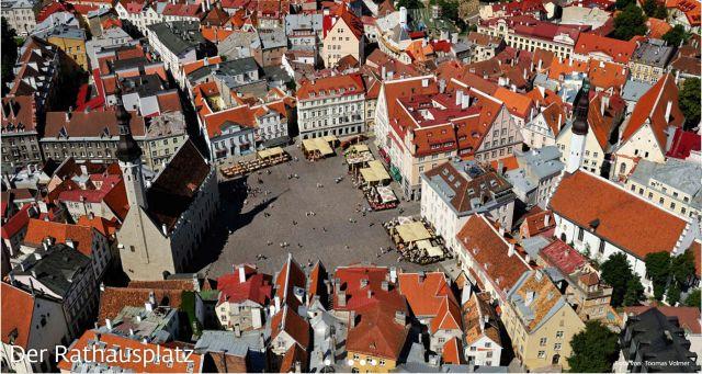 Tallinn, Városházatér 1