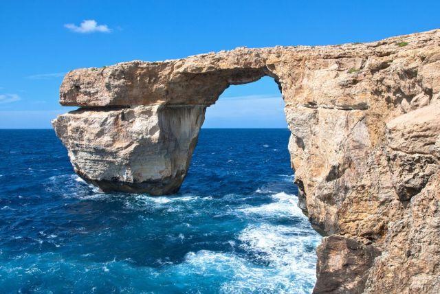 Malta_Gozo,_Azure_Window, 2013 - Fotó Berit Watkin