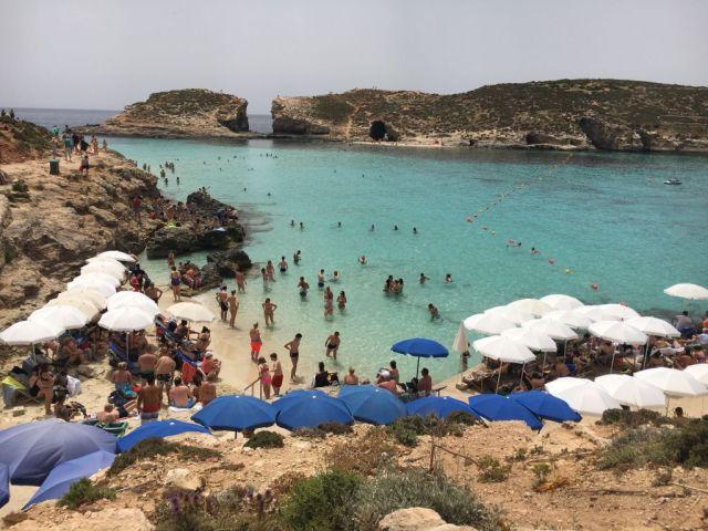 Málta IMG_5091 Zsu - Kék Laguna
