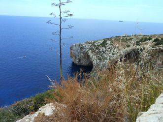 Málta P1670146 Kék barlang