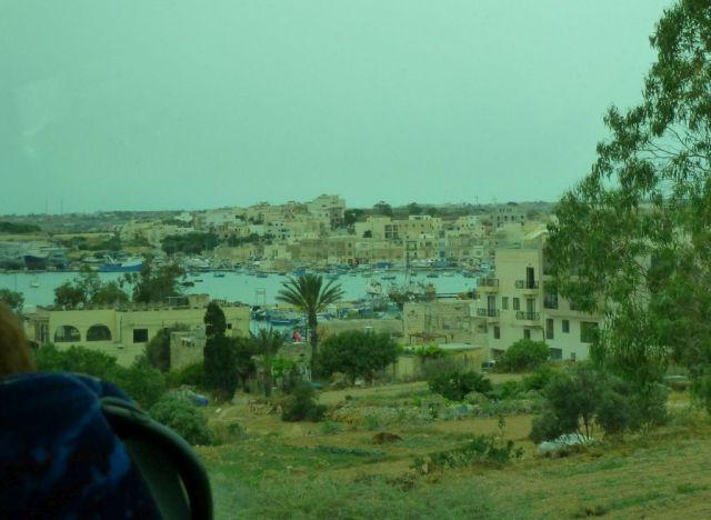Málta P1680854 úton Marsaxlokkba