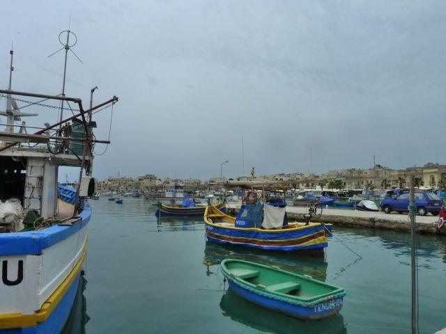 Málta P1680876 Marsaxlokk öböl
