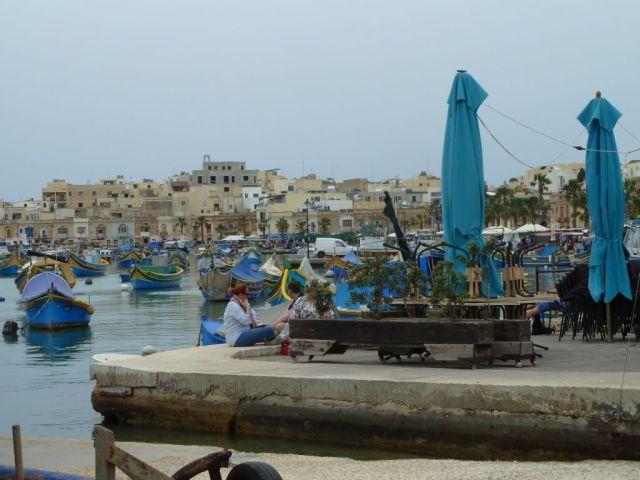 Málta P1680893 Marsaxlokk öböl