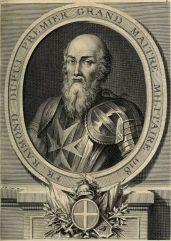 Frá R. du Puy - Histoire_des_Chevaliers_Hospitaliers_de_S._Jean_de_Jerusalem_-_appellez_depuis_les_Chevaliers_de_Rhodes (1726)