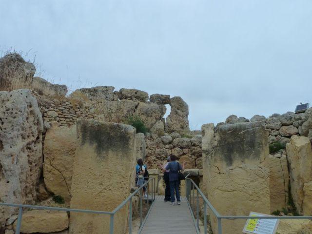 Gozo P1690314 Ġgantija Temples