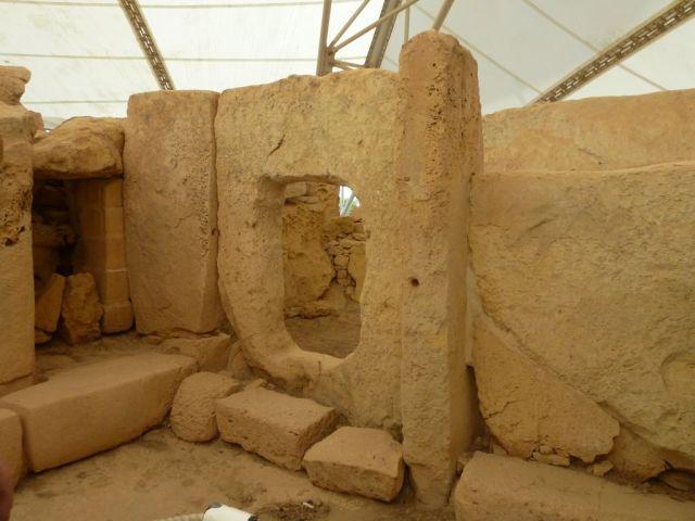 Málta P1670223 Hagar Qim temploma