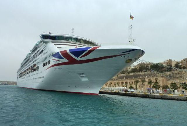 Málta P1670661 Grand Harbour