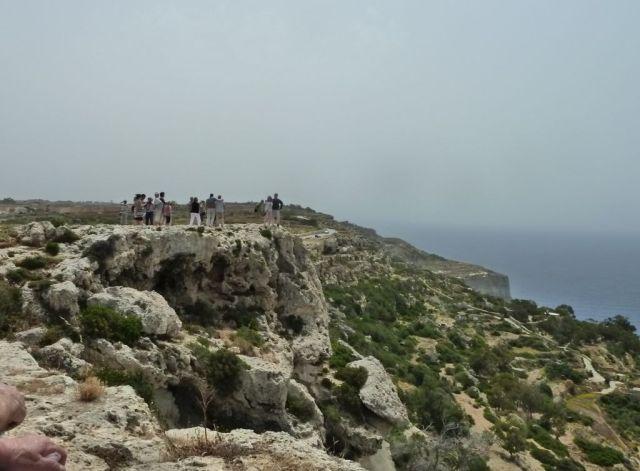 Málta P1670936 Dingli sziklák