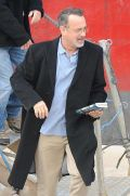 Tom Hanks, Senglea, filming Captain Phillips