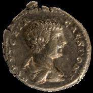 Coin_05_Roman_denarius, ezüst, AD 209-212, Sept. Geta