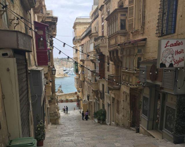 Málta IMG_4732 Zsu - Valletta