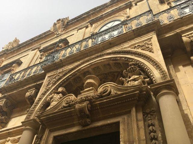 Málta IMG_4923 Zsu - Mdina, Banca Giuratale