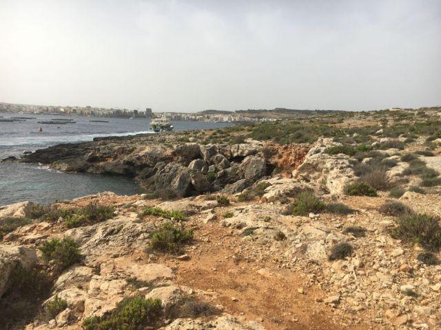 Málta IMG_5030 Zsu - Szent Pál sziget