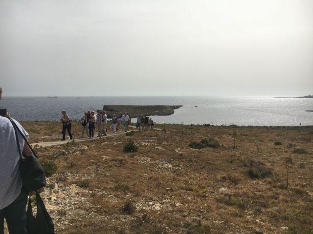 Málta IMG_5038 Zsu - Szent Pál sziget