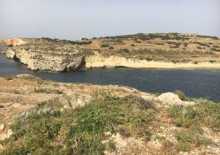 Málta IMG_5046 Zsu - Szent Pál sziget