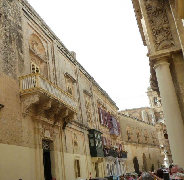Málta P1680131 Mdina, Pal. del Prelato
