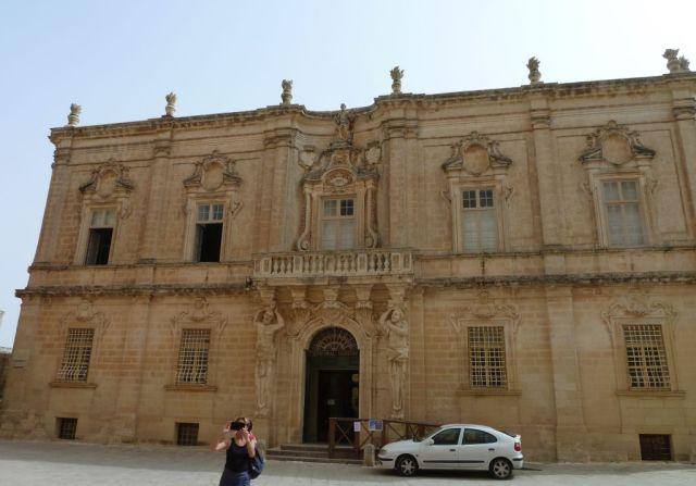 Málta P1680149 Mdina, Cathedral Museum