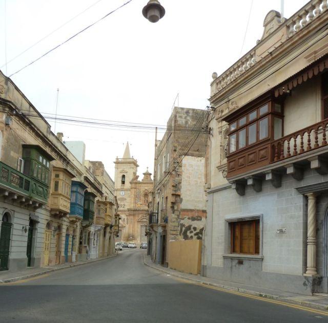 Málta P1680929 Három város, Birgu