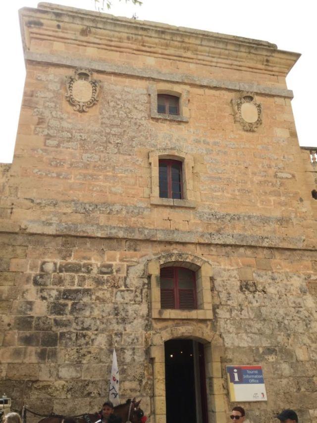 IMG_0230 3.nap V Mdina, Torre dello Standardo őrtorony
