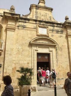 IMG_0237 3.nap V Mdina, Kappella ta' Sant' Agata -Szt.Ágota kápolna