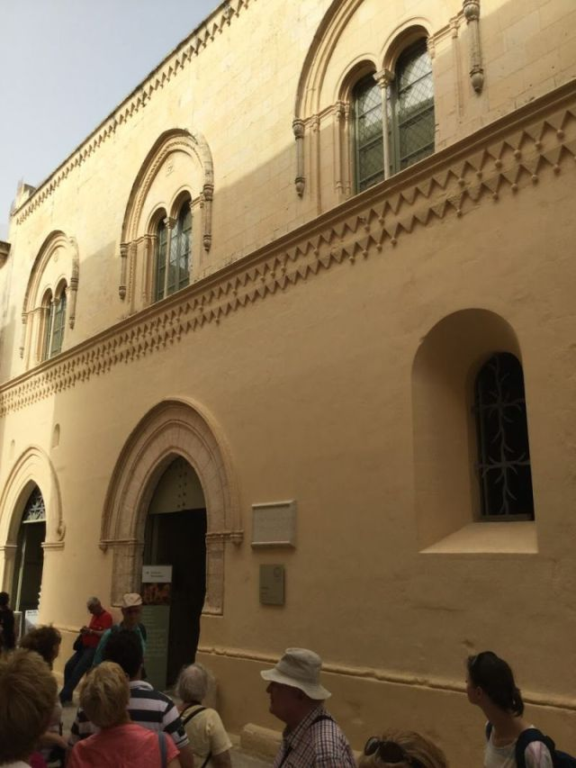 IMG_0265 3.nap V Mdina, Palazzo Falson