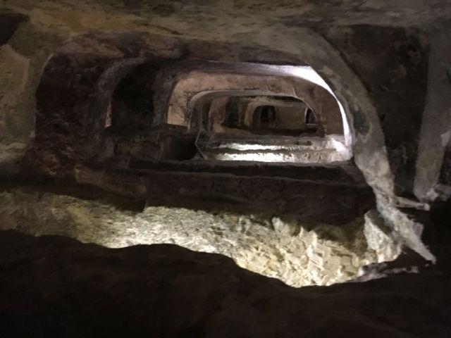 Málta IMG_4884 Zsu - Szt. Pál katakombák