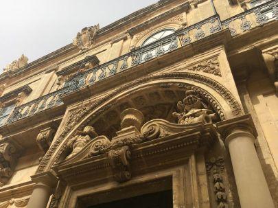 Málta IMG_4923 Zsu - Mdina, Banca Giuratale - Nemzeti Archívun