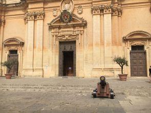 Málta IMG_4930 Zsu - Mdina Szent Pál katedrális
