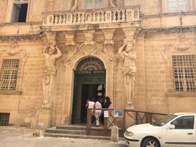 Málta IMG_4934 Zsu - Mdina, Cathedral Museum