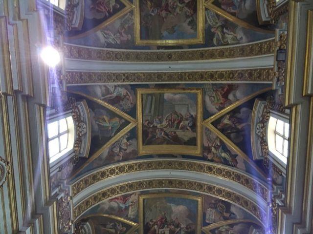 Málta IMG_4938 Zsu - Mdina Szent Pál katedrális