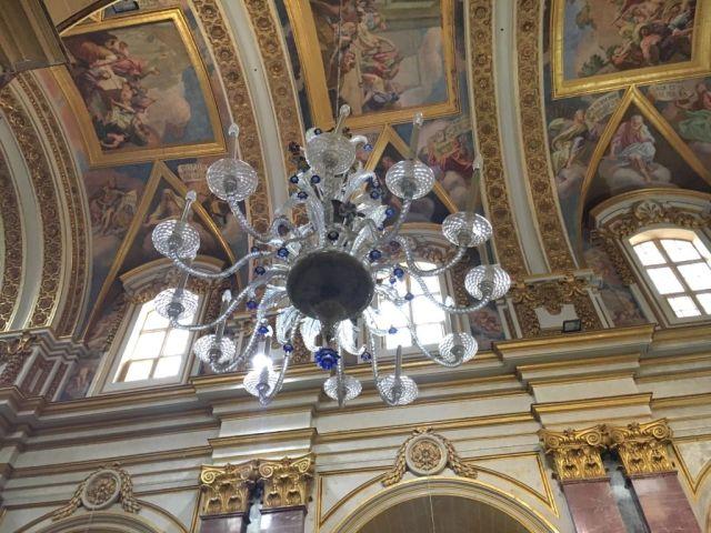 Málta IMG_4944 Zsu - Mdina Szent Pál katedrális