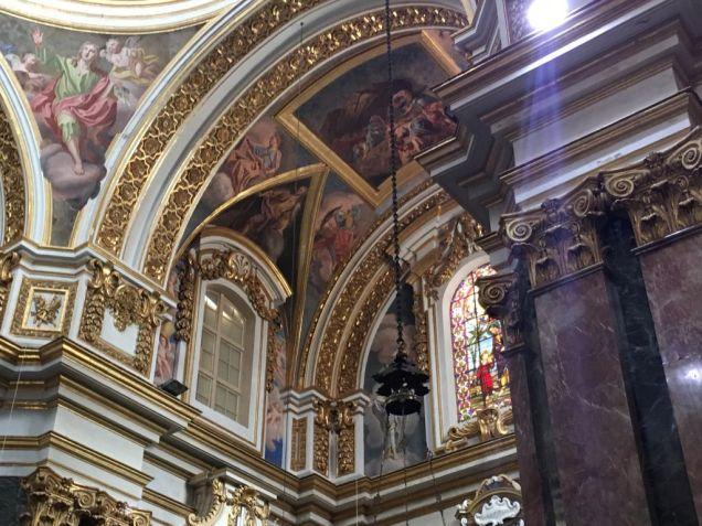 Málta IMG_4949 Zsu - Mdina Szent Pál katedrális