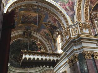 Málta IMG_4950 Zsu - Mdina Szent Pál katedrális