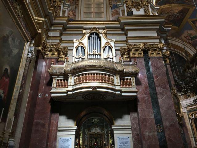 Málta IMG_4954 Zsu - Mdina Szent Pál katedrális