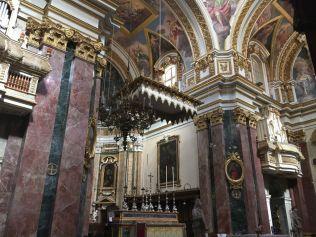 Málta IMG_4955 Zsu - Mdina Szent Pál katedrális