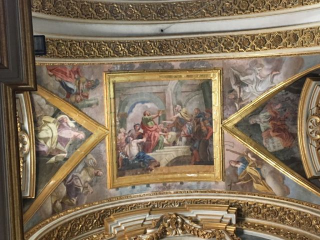 Málta IMG_4957 Zsu - Mdina Szent Pál katedrális