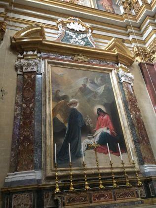 Málta IMG_4960 Zsu - Mdina Szent Pál katedrális
