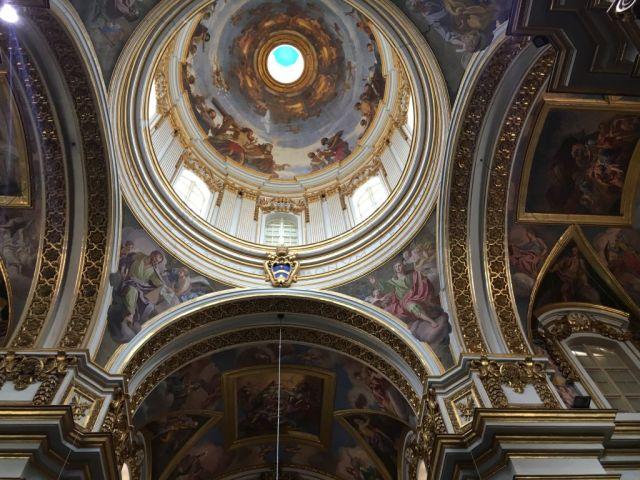 Málta IMG_4974 Zsu - Mdina Szent Pál katedrális