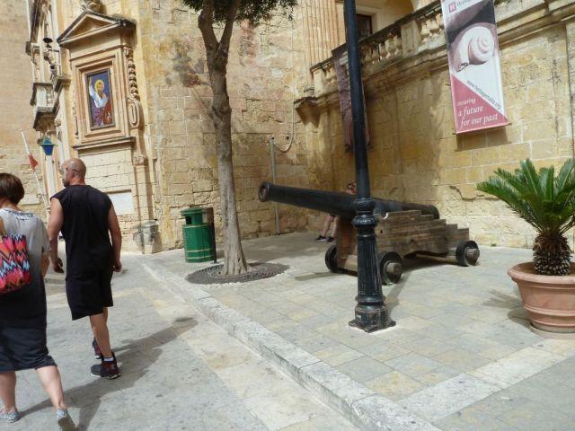 Málta P1680105 Mdina, Pjazza San Publju - Sz. Publius tér